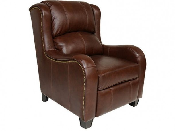 Leonard Leather Arm Chair