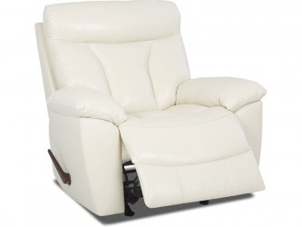 Deluxe Leather Recliner