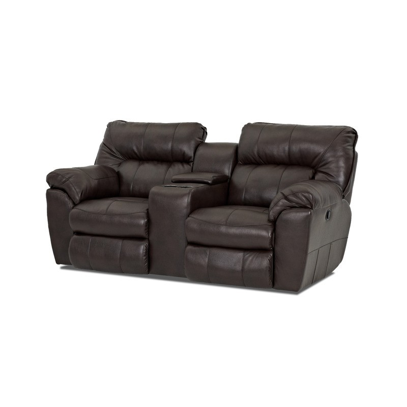 Leather Furniture Traveler Collection: Freeman Leather Reclining Sofa Collection