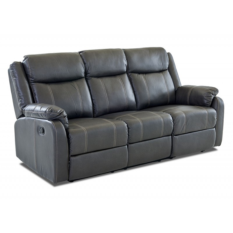 Excellent Domino Reclining Sofa Francis Furniture Of Bellefontaine And Celina Dailytribune Chair Design For Home Dailytribuneorg