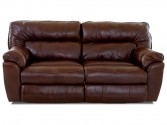 Freeman Leather Reclining Sofa Collection