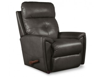 Douglasl Leather Rocker Recliner