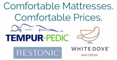 Comfortable mattresses. Comfortable Prices.